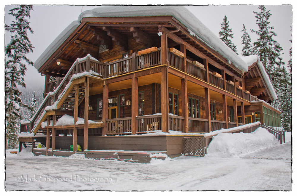 Emerald Lake Lodge Inside And Out Opticsandperspectives